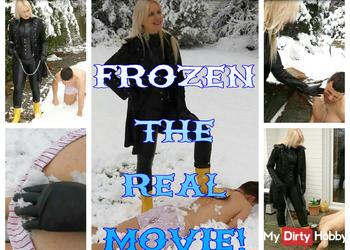 Frozen - The real movie!