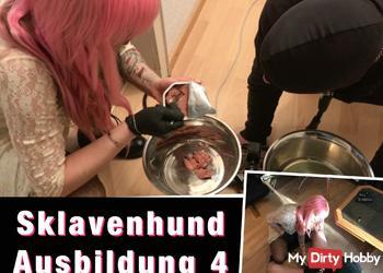 Sklavenhund Ausbildung 4 (Strapon.