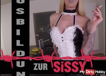 SLAVENAUSBILDUNG  ZUR  SISSI   | LADY LUCIA