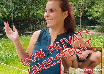 100% PRIVAT, UNGESTELLT & PUBLIC
