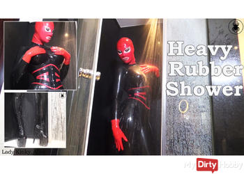 Heavy Rubber Shower
