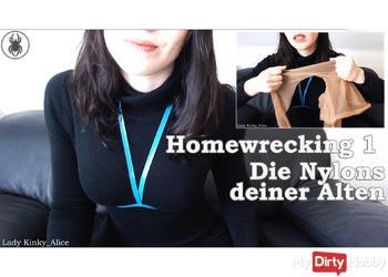 Homewrecking 1 - Die Nylons deiner Alten