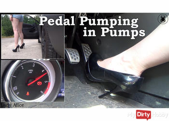 Pedal Pumping in Pumps
