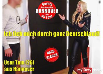 Userficktreffen mit Tom (26) in HANNOVER | Ich fick mich durch ganz Deutschland!