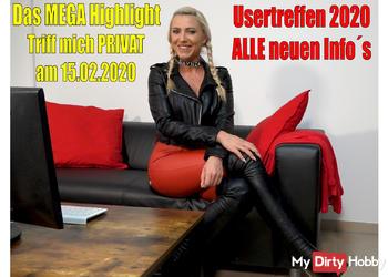 Usertreffen 2020 | So klappt es mit Ficktreffen+exclusive EINLADUNG für meine 1. Meet+Greet Party!