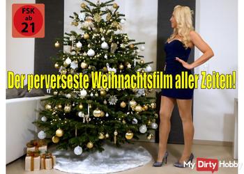 Der perverseste Weihnachtsfilm aller Zeiten | Christmas Hardcore Fuck 2020 - XXL OneManBUKKAKE