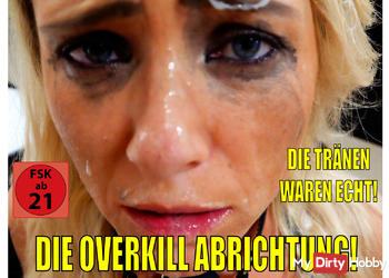 OVERKILL ABRICHTUNG zur perversen DRECKSAU |Meine Tränen waren wirklich echt! Perverse Explosionen