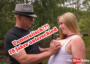Unmoralisch?! User-Date mit Rene Wonder 51 ( 28! Jahre Unterschied)
