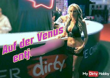 Auf der Venus entjungfert!!