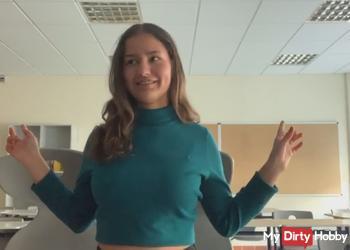 MEINE ERSTES VIDEO – VORSTELLUNG DIREKT AUS DER UNI