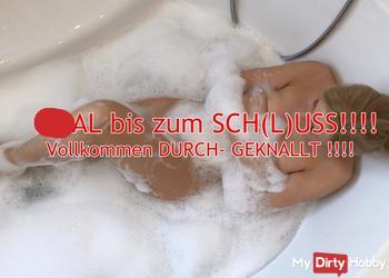 ANAL bis zum SCH(L)USS!!!! Vollkommen DURCH- GEKNALLT !!!!