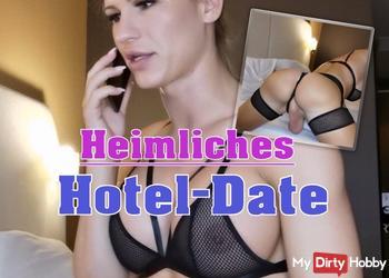 Heimliches Hotel-Date