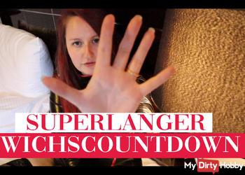 Superlanger WichsloserCountdown