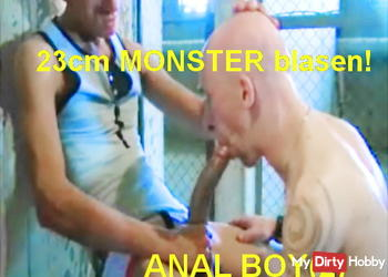 49) ANAL BOY(2)- MONSTER blasen!