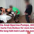 Die Anal-Spermapumpe