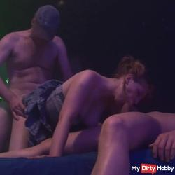 Preview on the horny bumsorgie 192