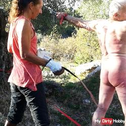 Andalusia live: new riding boots and spanking ..
