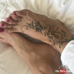 Hot feet and fingernails
