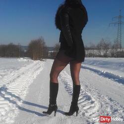 wuuunderschönes Winter Weather