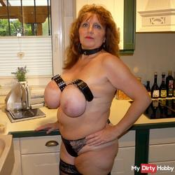 Milf in Home Clothes