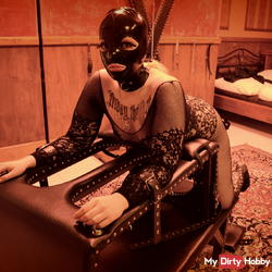 Slave rightly positioned