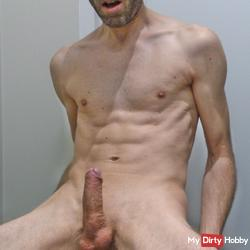Marko with a big hot cock
