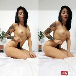 Topless Vamp