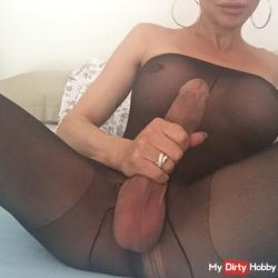 TS XXL-ANGEL 23x6 in nylons
