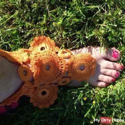 Erotic feet !!!!