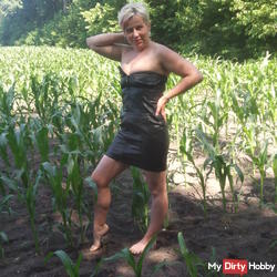 In the field, Me and Naked