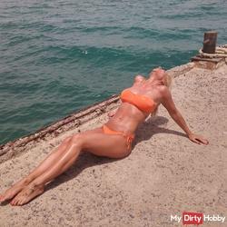selfie#köper#s*x#nass#urlaup#bikini#
