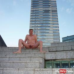 Naked in Cologne