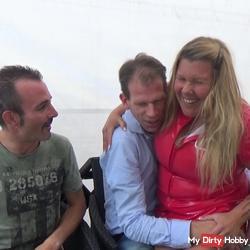 Dutch Frikandel insemination PHOTOS!