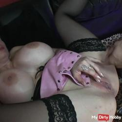 Horny preview on my messy clips 176