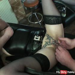 Horny preview on my messy clips 181