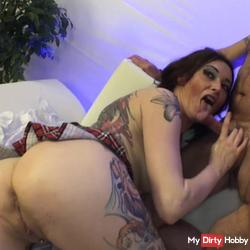 Horny preview on my messy clips 188