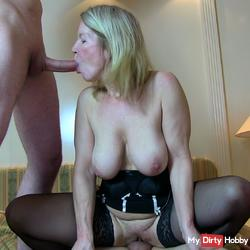 Carnival hooker: inseminated and ass blasted ATM