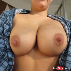 My big natural tits