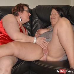 Two fat lesbians 2