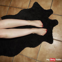 Sweet feet pictures