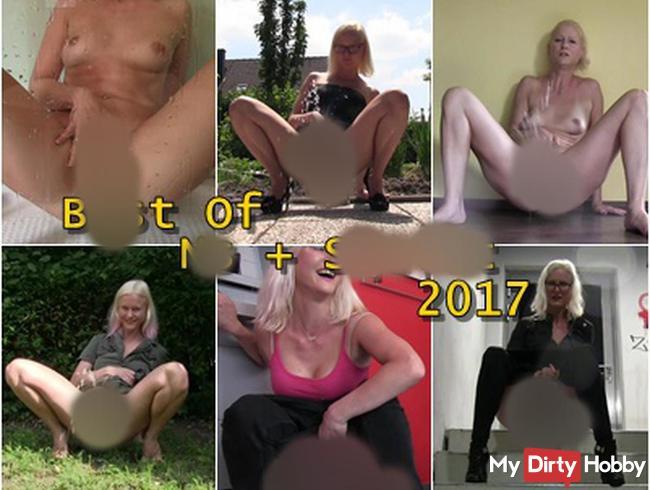 BlondeHexe - Best of SQUIRT UND NATURSEKT 2017
