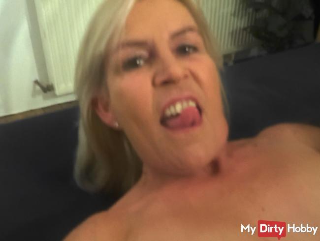 Super Orgasmus und Creampie