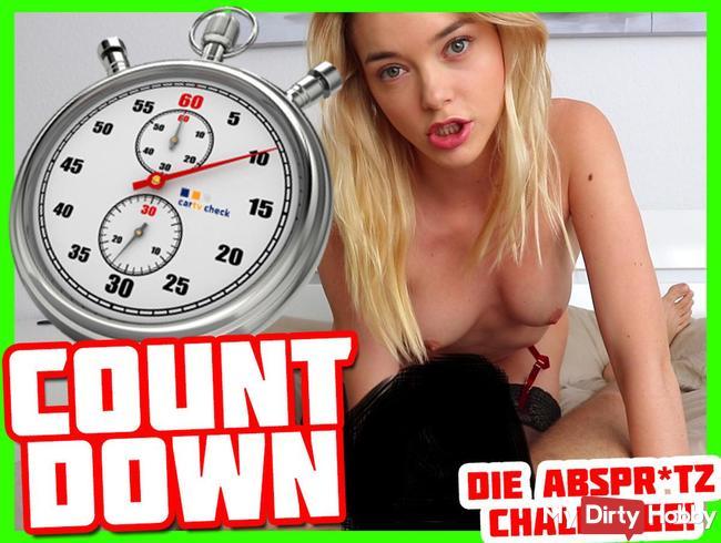 COUNTDOWN Challenge - Dirty-Talk Wichsanleitung | Anny Aurora