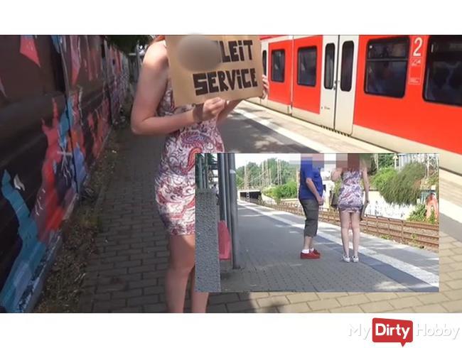 BEGLEIT-Service*Lisa`s Bahnsteig-MISSION**