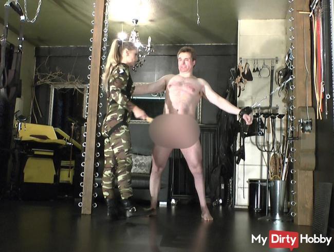 Militär-Bestrafung