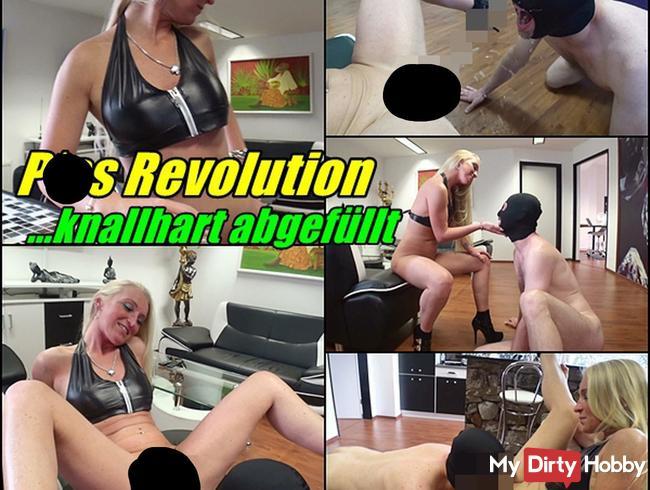 Piss Revolution - knallhart abgefüllt