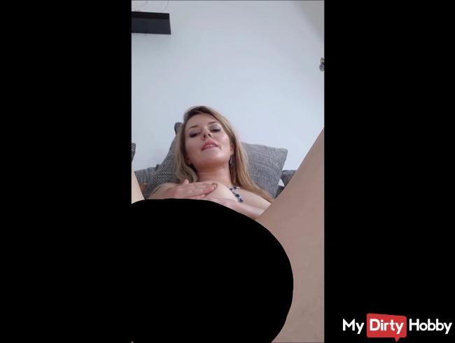 Heftiger Orgasmus!!