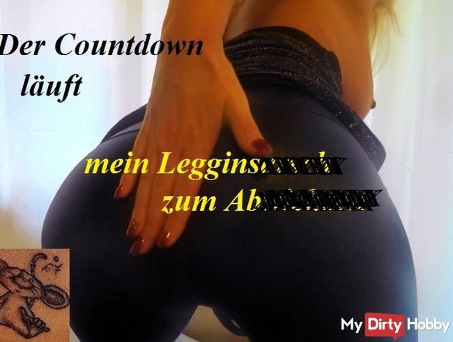 Leggins und Countdown