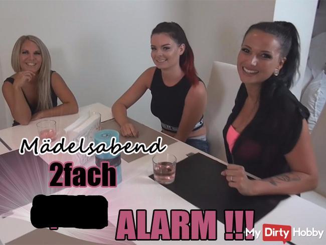 Mädelsabend - 2fach Spritz Alarm!!! (Teil2)