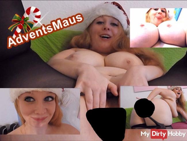 AdventsMaus will dass Du Deinen Ständer bearbeitest!!